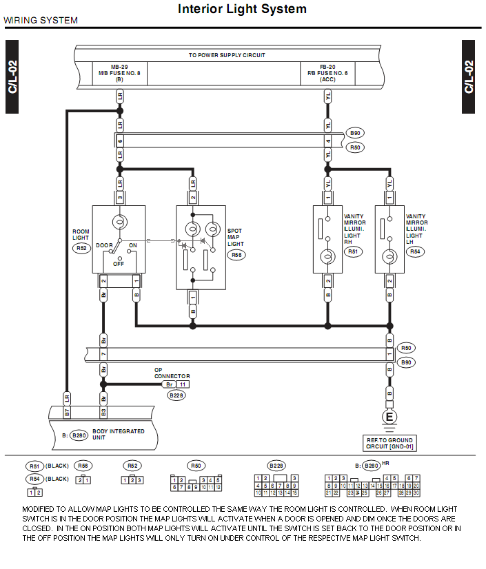 Map Lights on with Dome light Mod - Page 12 - Subaru Legacy Forums on dome light circuit diagram, oil pressure gauge diagram, chevy truck vacuum diagram, dome light cover, dome light assembly, dome lights for cars, activity diagram, garage door diagram, dome light relay, 2002 nissan frontier parts diagram, 1991 mazda b2200 light switch diagram, 2000 nissan frontier fuse box diagram, 1998 subaru forester dome light diagram, 1984 chevy c10 fuse box diagram, dome light switch, 2002 gmc envoy firing order diagram, dome light repair, dome light fuse, 2005 honda accord fuse box diagram, 2000 nissan frontier belt diagram,